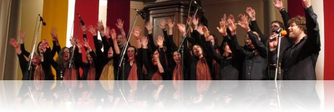 Gospel Spirit - Concert au Temple de la Fusterie avec les Compagnons du Jourdain
